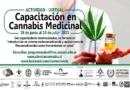 Capacitación Internacional y Virtual sobre Cannabis Medicinal
