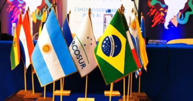 Se realizó el cierre del Congreso Nacional de Extensión y las Jornadas Mercosur