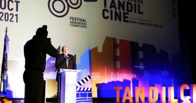 Quedó inaugurada la 18ª edición del Festival Tandil Cine