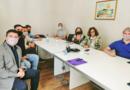 Mirmidones y UNICEN proyectan acciones conjuntas en el penal de Barker